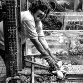 Sai Kung Seafood Market 2013