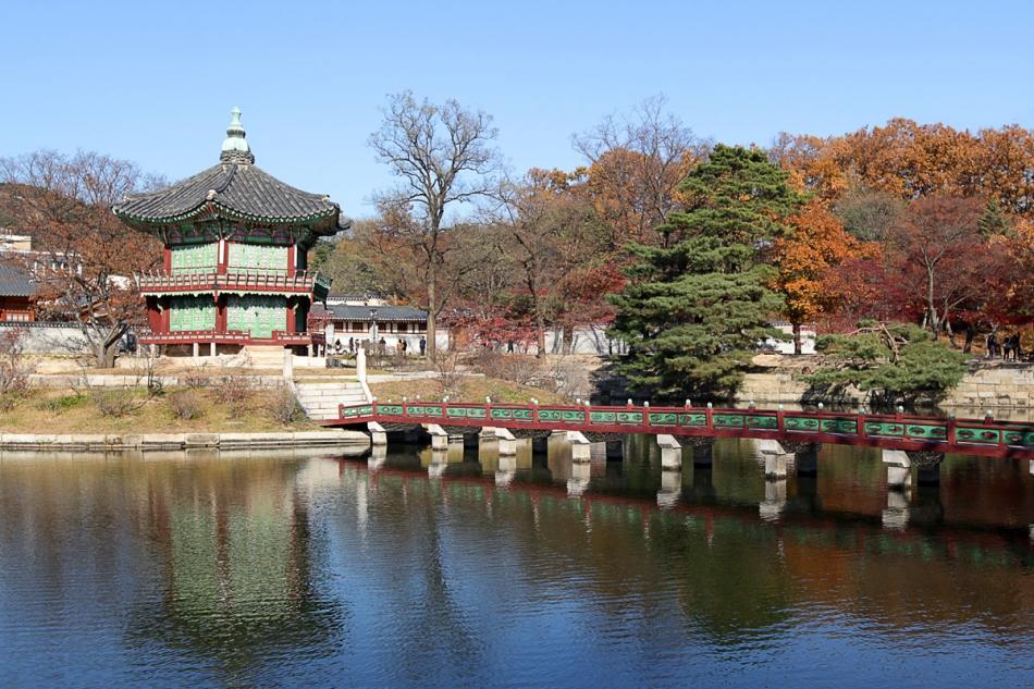 Gyeongbokgung - Seoul 2013