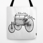 Vintage benz 1885 | Natural Born Vagabond™