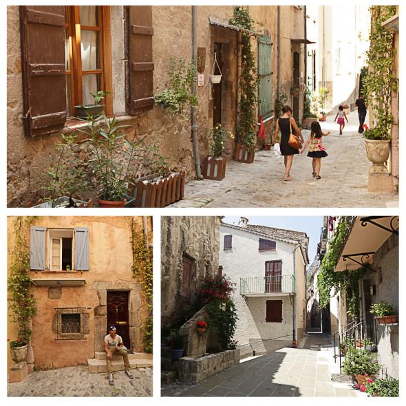 Entrevaux France