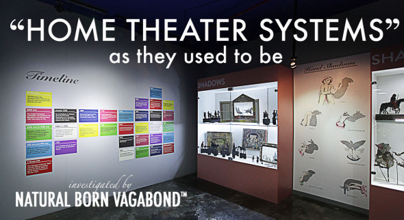"""Home Theater Systems"" as they used to be."