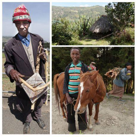 Ethiopia North Shewa