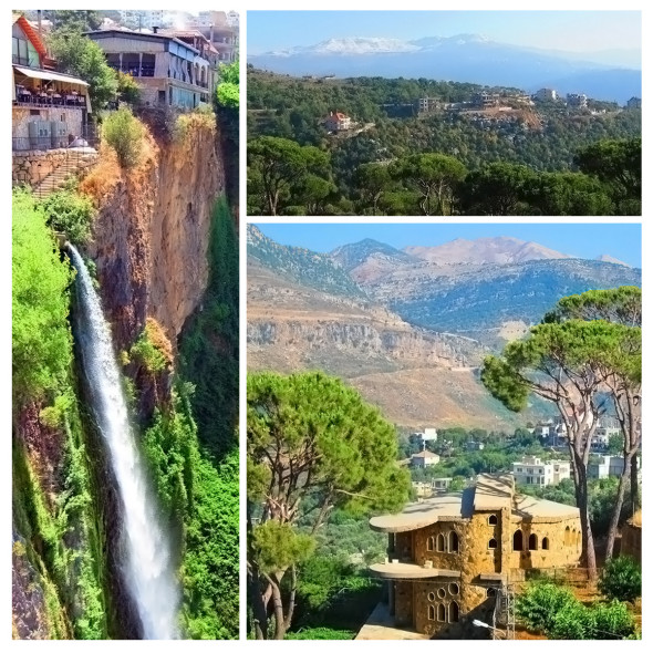 Lebanon Countryside.