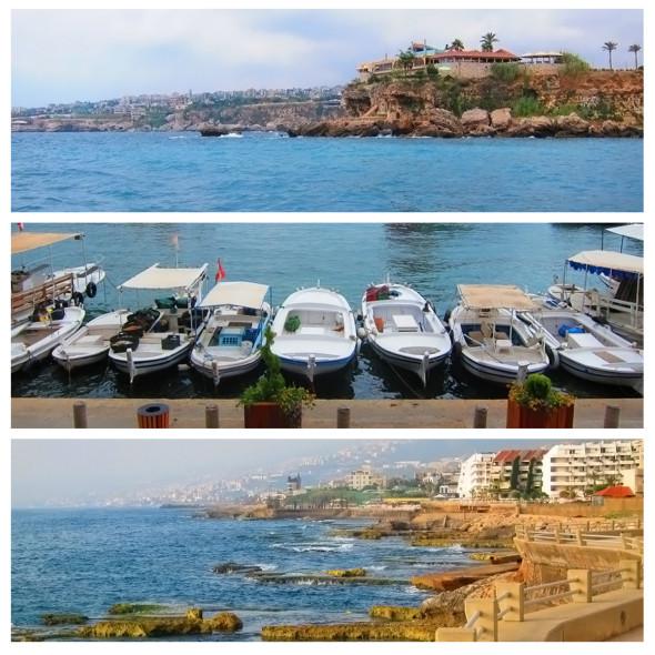 Lebanon -- coastline