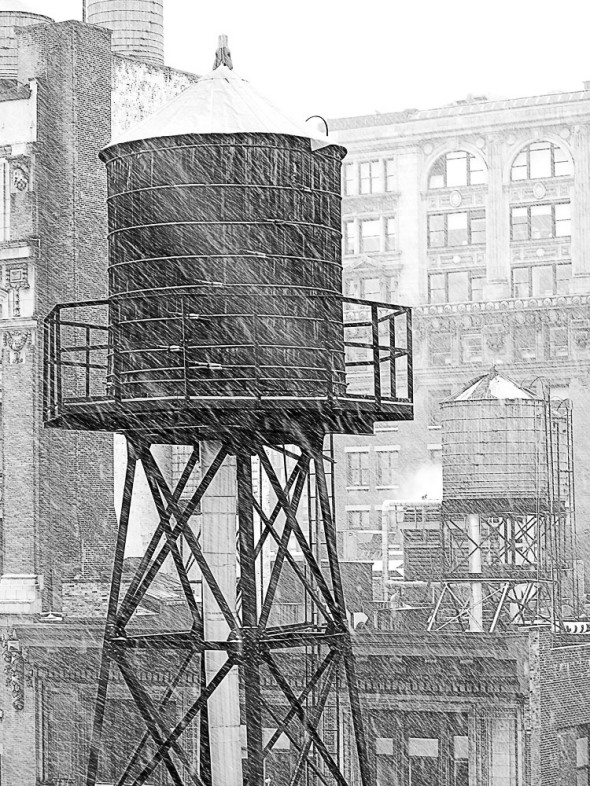 Water Towers 2010-02