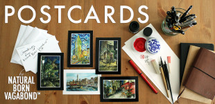 World of Postcards