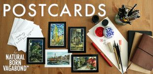 World of Postcards