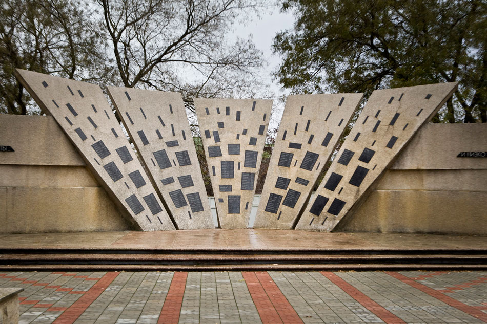 BUM! Pomnik w Benderach