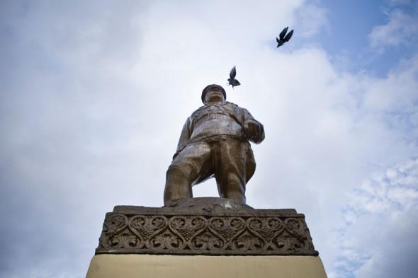 Tiraspol - Pomnik Żukowa