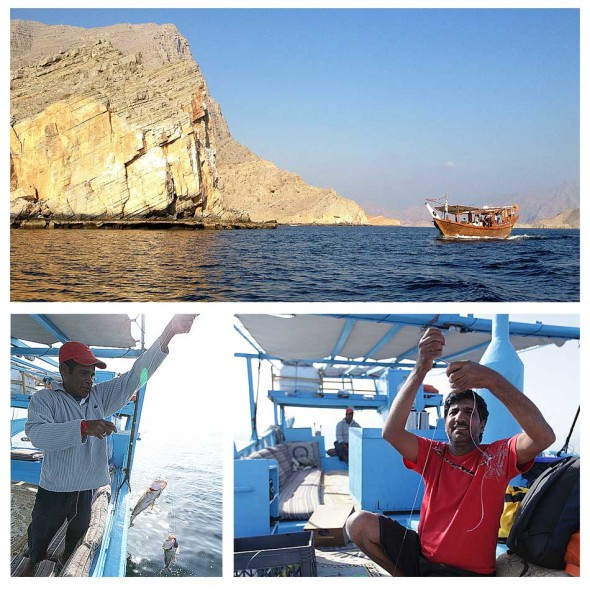 Oman Musandam Fishing