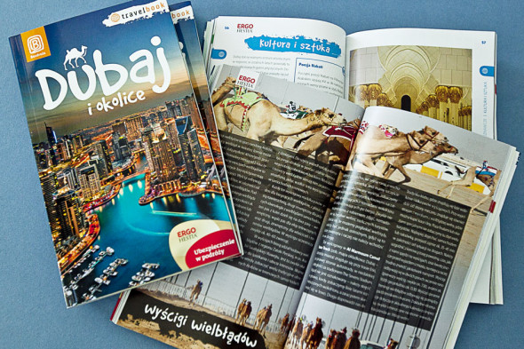 Dubaj i okolice Travelbook