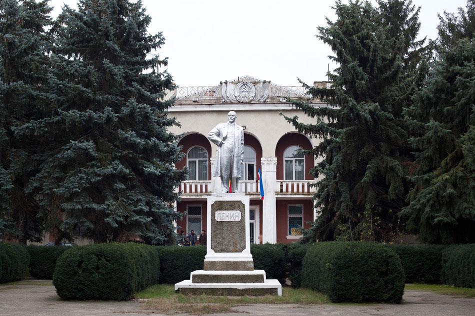 Lenin srebrny