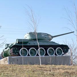 Obowiązkowy czołg