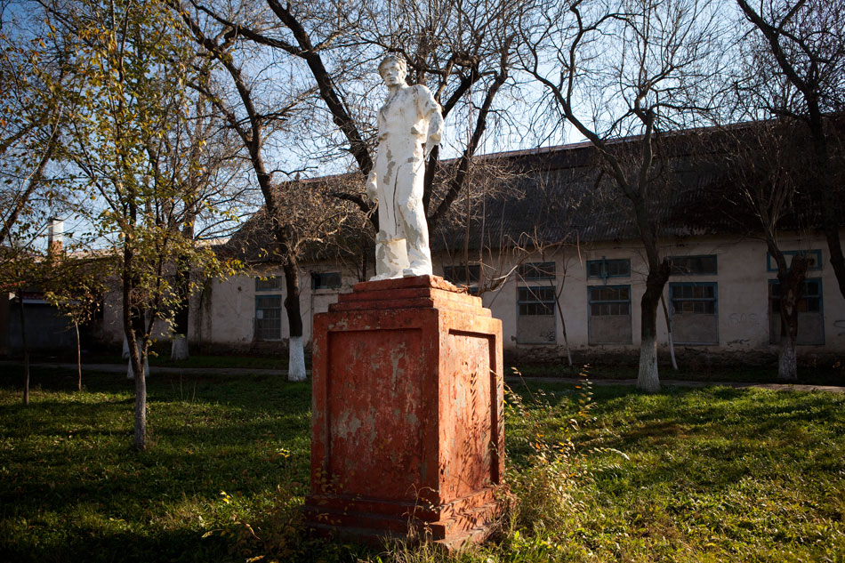 Parczek w Ceadîr-Lunga
