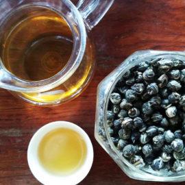 Herbata jaśminowa.