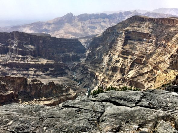 "Wadi An Nakhur - ""Grand Canyon"" of Oman"