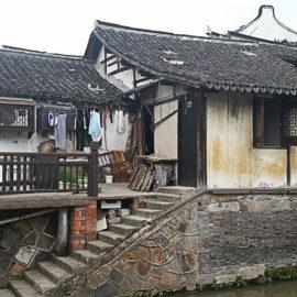 Domy mieszkalne w Xinchang - Szanghaj.