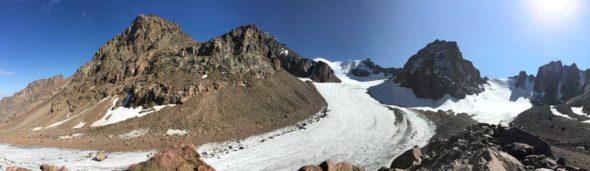 Tuyuk-Su glacier