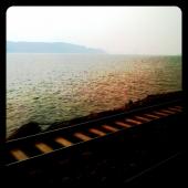 Cross America train ride.