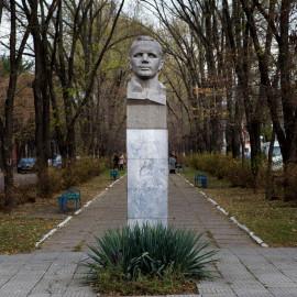 Gagarin myśli o czymś innym